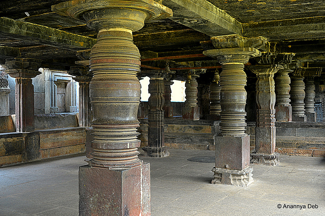 Lost Capitals Madhukeswara Temple Banavasi