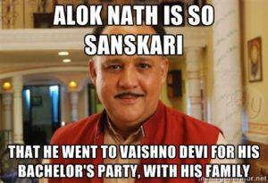 Alok Nath Sanskari