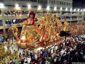 Cultural Festivals Goa-Carnival