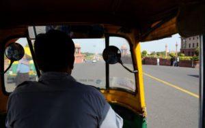 Governance Delhi Rickshaw | Courtesy: Jack Castleman