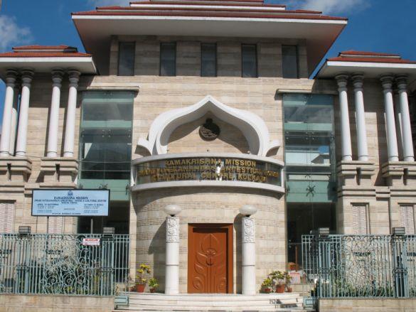 Swami Vivekananda's ancestral home in Kolkata