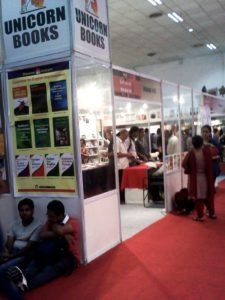 Bookstalls at Delhi Book Fair