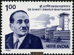 Indian scientists - S.S. Bhatnagar | Courtesy: Arago.si.edu