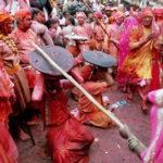 Famous Lathmaar Holi In Barsana