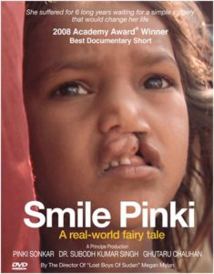 Documentary film - Smile Pinki