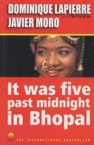 banned books in india - It was five past midnight in Bhopal