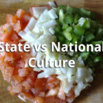 Indian culture – State vs National