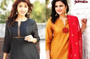 Eco fashion Fabindia women