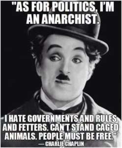 Sheeple - Charlie Chaplin