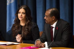 socially concerned celebrities : Aishwarya Rai Bachchan