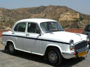 Indian Brands - Ambassador car