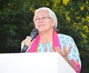 socially concerned celebrities : Nafisa Ali