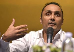 Indian celebrities supporting social causes : Rahul Bose