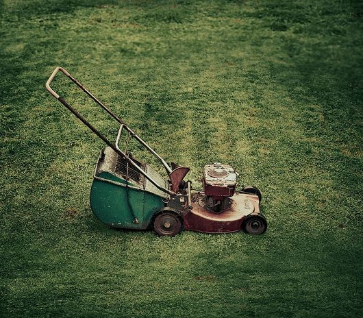 Lawnmower | CubaGallery