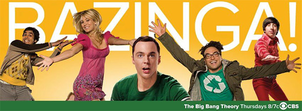 Friendly relationships - The Big-Bang Theory   CBS