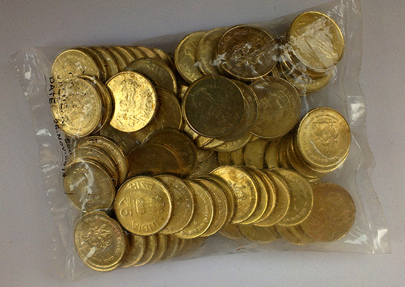 Indian Coins Change