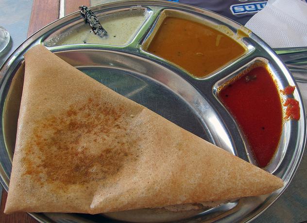 Delhi University Food