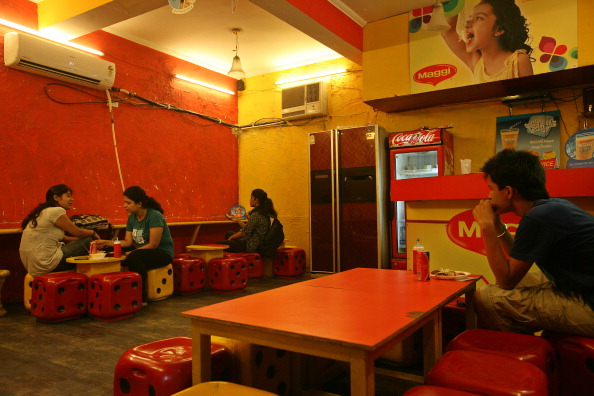 DU Food - Food Joints in North Campus