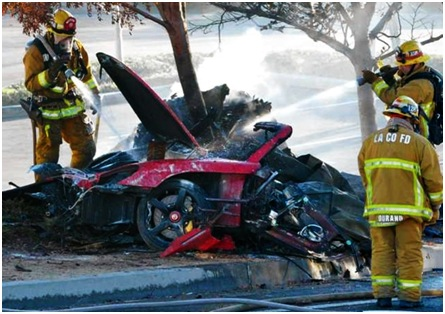 Paul Walker accident | Reuters