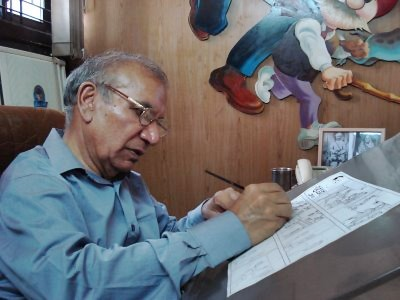 Chacha Chaudhary - Pran Kumar Sharma