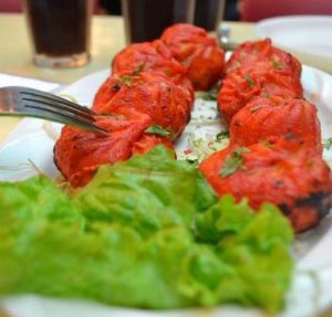 DU Food - Tandoori-Momo-at-QDs