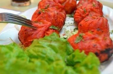 DU Food - Tandoori-Momo-at-QDs