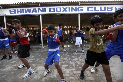 Bhiwani Boxing Club   Courtesy: Sportskeeda