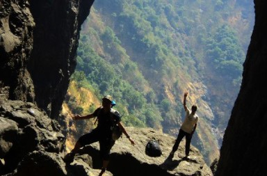 Offbeat travel destinations in Andhra Pradesh - GHAC Sandhan Trek