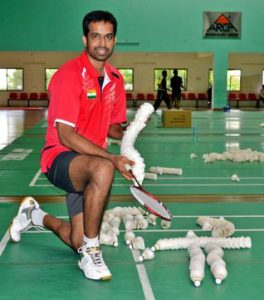 Pullela Gopichand | Courtesy: The Hindu