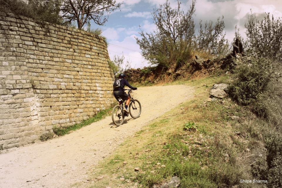 MTB-Himalaya - Life is an uphill task!