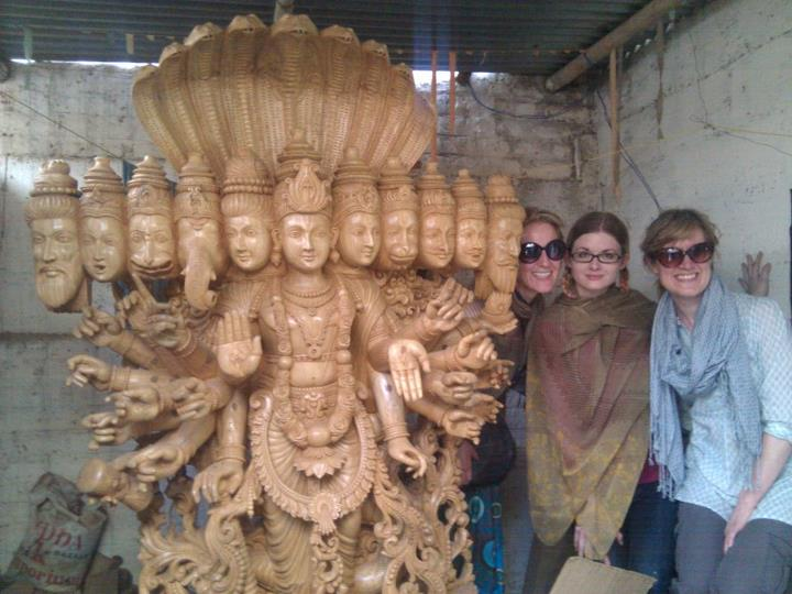 Royal Mysore Walks - Handicraft Tour
