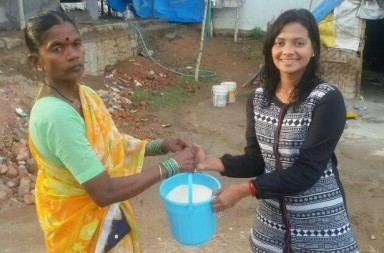 Rice bucket challenge