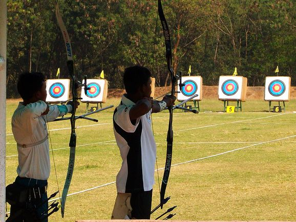 Tata Archery Academy   Courtesy: G4SSport