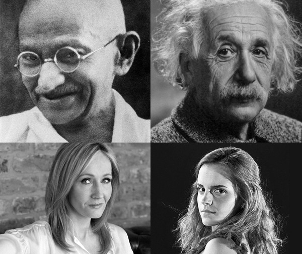 Introverts - famous Introverts