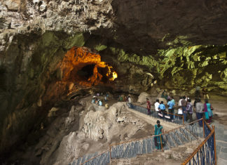 Borra Caves Near Vizag