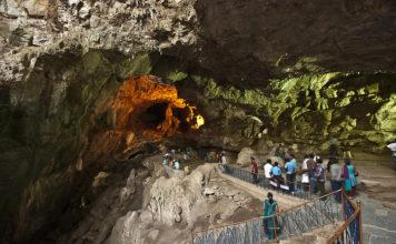 Borra Caves Near Vizag