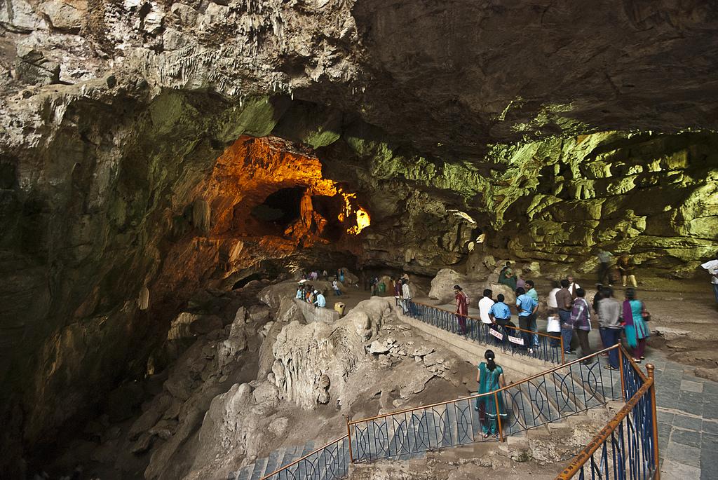 Borra Caves Near Vizag A Natural Wonder