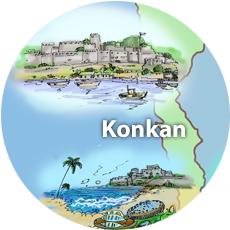 Maharashtra Region - Konkan