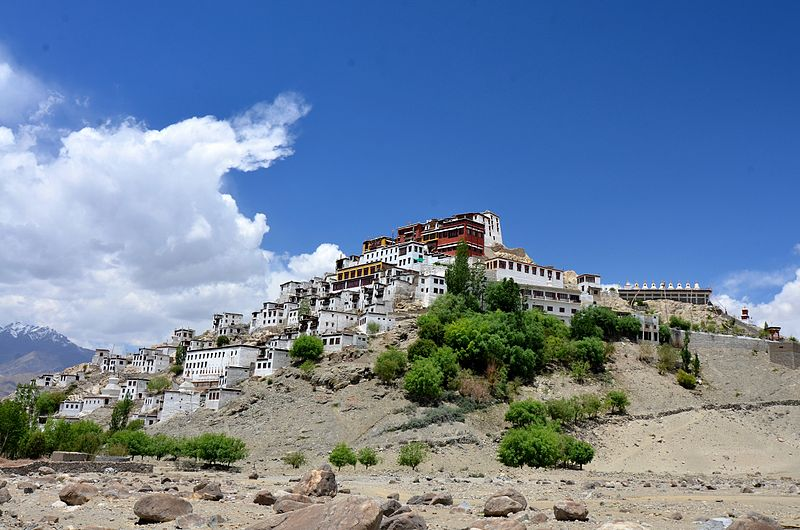 Monuments in India - Leh-Jammu_and_Kashmir-India