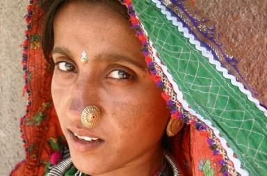 Bhuj Woman