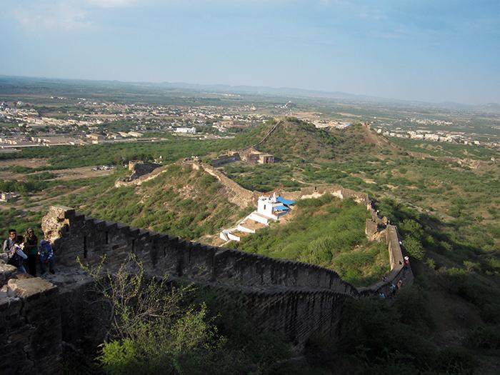 Bhuj - Bhujia fort