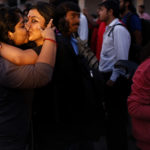 Kissa kiss ka – Kiss of Love Protests