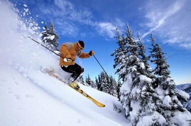 Skiing Narkanda - Himachal
