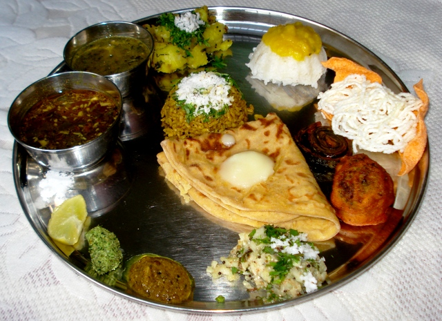 Connect with local serving authentic food of maharashtra for Cuisine meaning in marathi