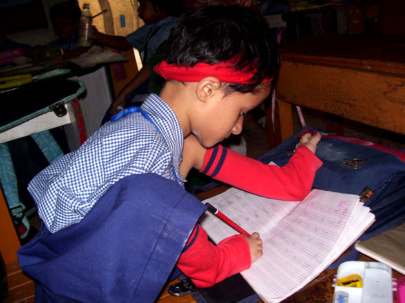 Amar Jyoti Charitable Trust - writing-with-feet