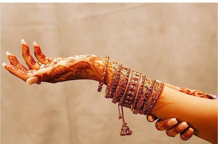 Indian Fashion Accessories - Bangles