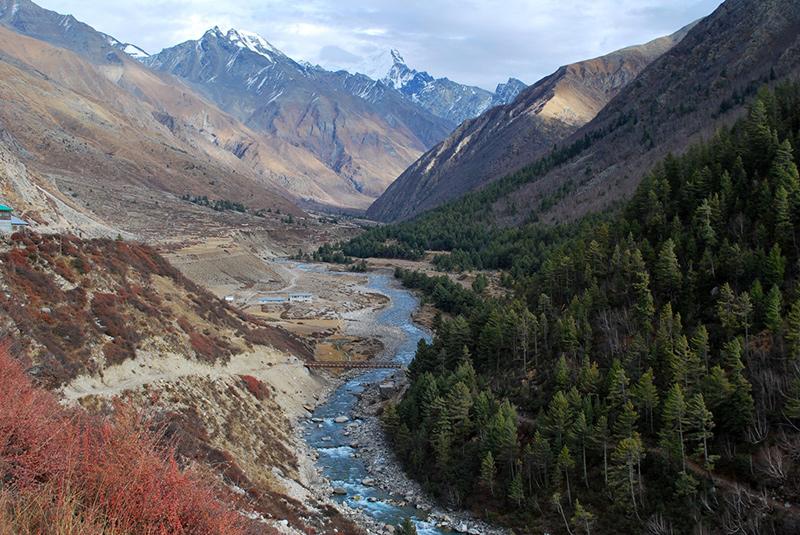 Himachal Pradesh - Baspa-Valley