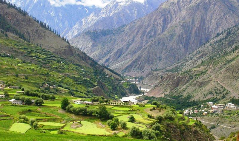 Himachal Pradesh - Lahaul-Spiti