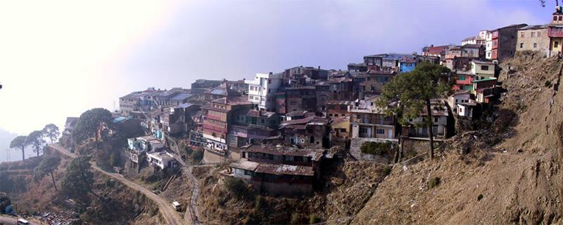 Himachal Pradesh - kasauli