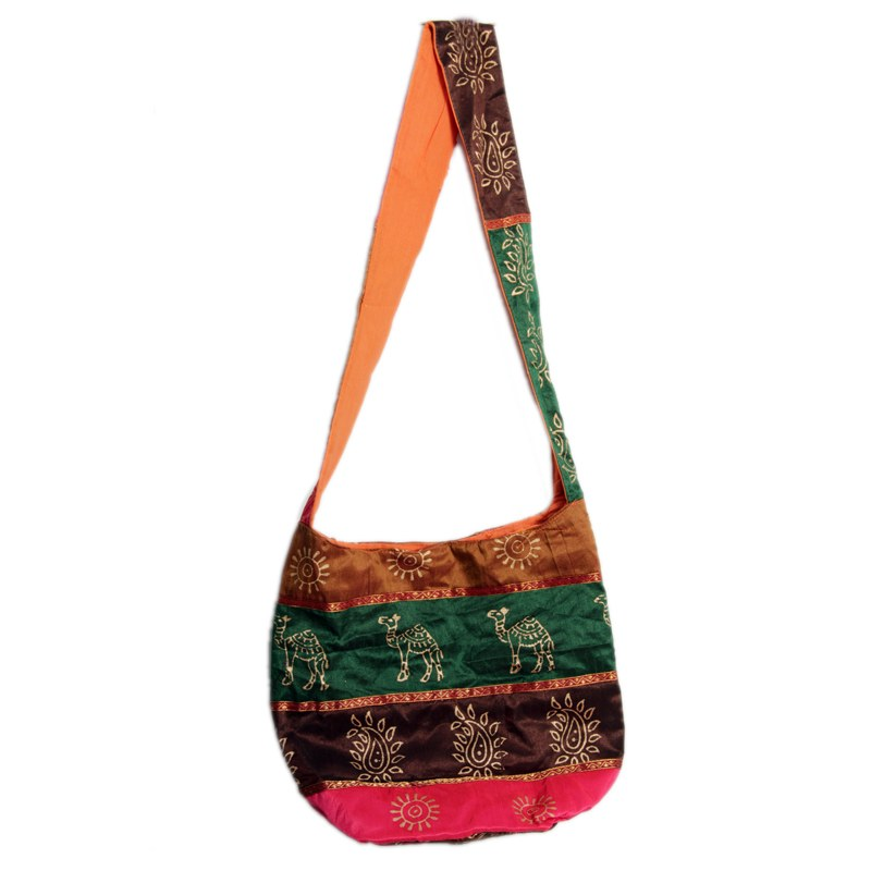 Indian Fashion Accessories - Jholas